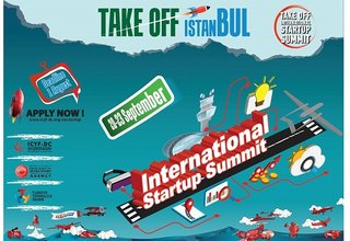"""Call for Applications,  """"Take off Istanbul Startup Investment Pitching Session"""""""