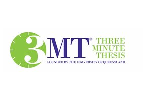 Three Minute Thesis Competition - 3MT