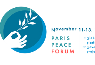 Call for Applications, The Paris Peace Forum 2018