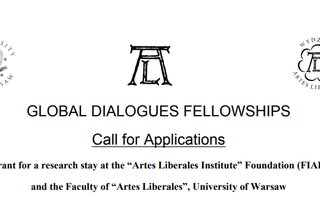 Call for Applications:  Global Dialogues Fellowships for Belarusian Researchers