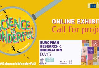 Science is Wonderful! - European Research and Innovation Days