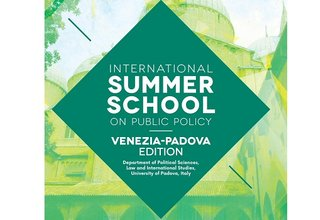 Call for Applications for the International Summer School on Public Policy - Venezia-Padova 2019