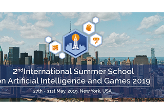 International Summer School on Artificial Intelligence and Games