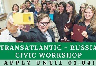 Transatlantic-Russia Civic Workshop 2018
