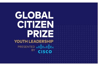 Apply to Global Citizen Prize for Youth Leadership 2018