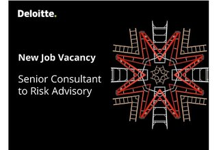 Vacancy for Senior Consultant Risk Advisory in Baku, Azerbaijan