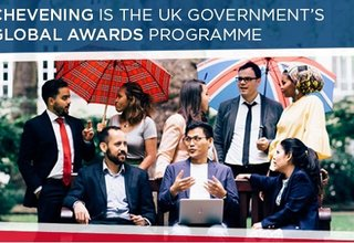 Applications for 2019/2020 Chevening Awards are now open!