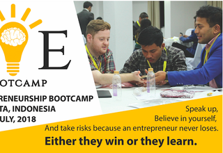 Call for Applications, Global Entrepreneurship Bootcamp in Indonesia