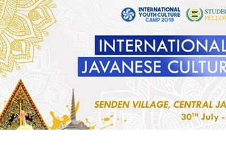 International Youth Javanese Culture Camp 2018, Senden Village, Indonesia