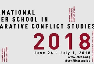 Call for Applications, International Summer School in Comparative Conflict Studies
