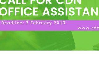Vacancy for Office Assistant in Belgrade, Serbia