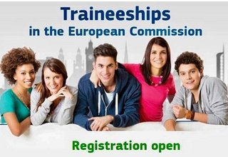 Apply for a Traineeship in the European Commission