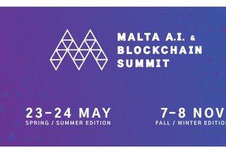 Call for Applications for Malta AI & Blockchain Summit 2019