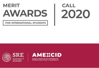 Mexican Government's Merit Awards for International Students 2020